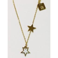 Collier Pampille étoile