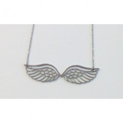Collier ailes d'ange