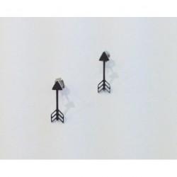 Boucle d'oreilles Flèches