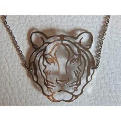 Bracelet acier ZAG tigre